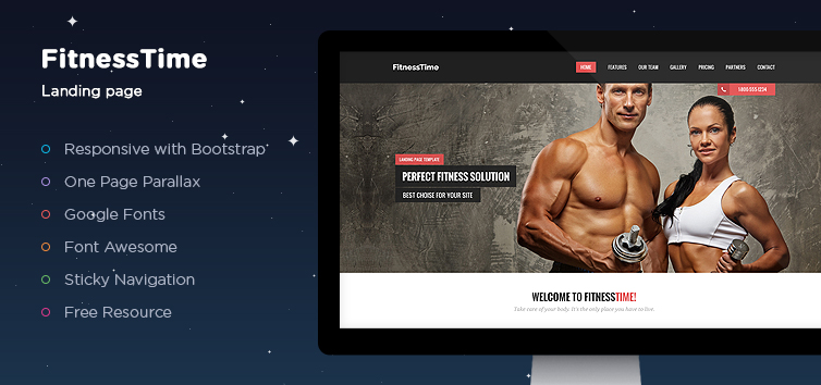 fitness-time-landingpage-details